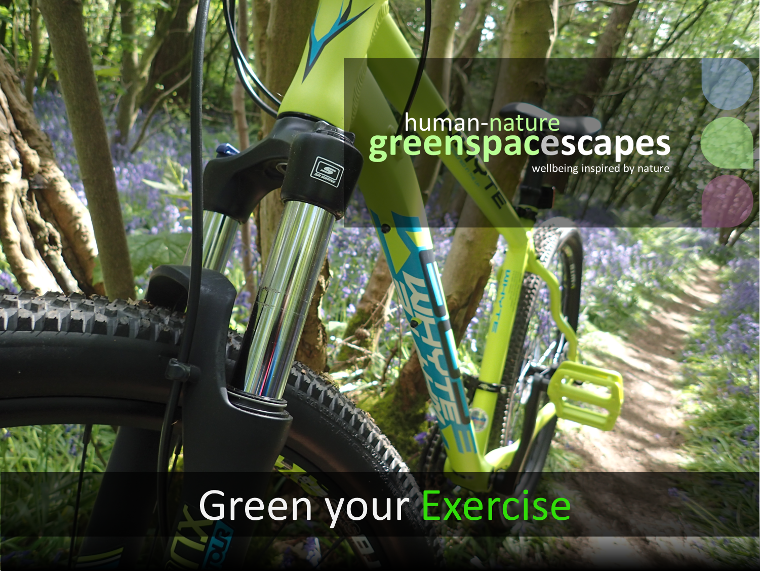 Human-Nature Escapes CIC - Green Your Exercise Page Header