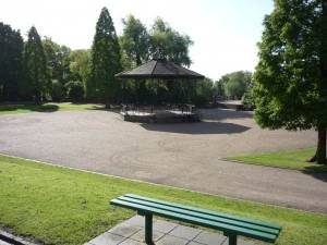 Hanley Park Bandstand
