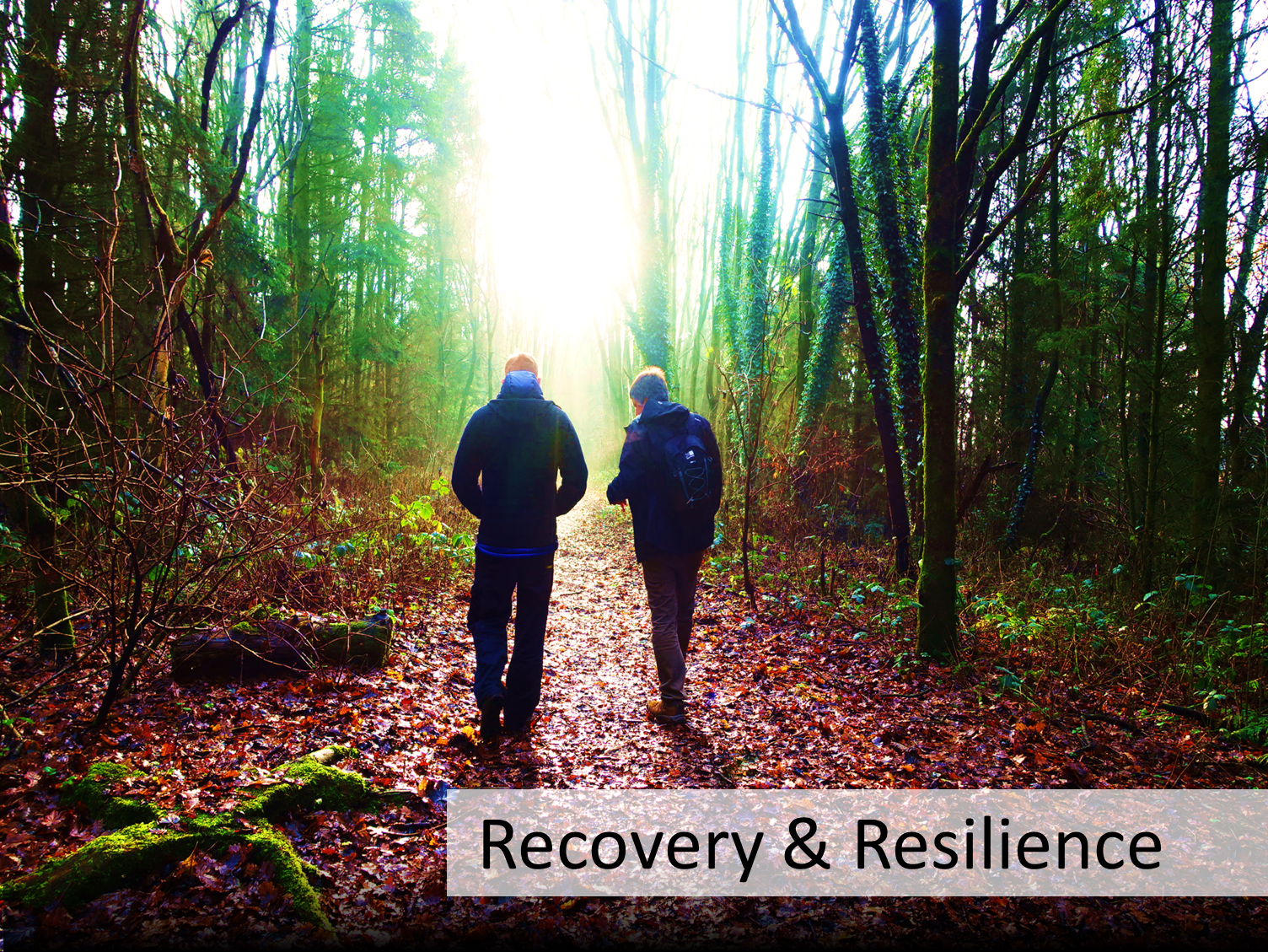 Human-Nature Escapes CIC - Recovery & Resilience