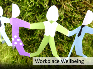 Human-Nature Escapes CIC - Workplace Wellbeing