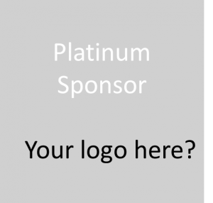 Platinum Sponsor Your Logo Here