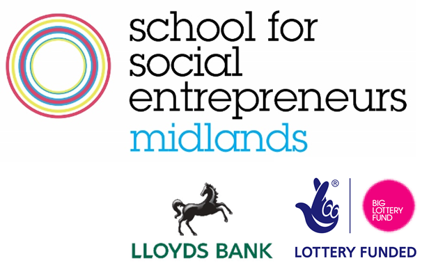 School of Social Entrepreneurs Midlands Logo