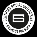 Social Enterprise UK - Cerified Soical Enterprise Business for Good Badge