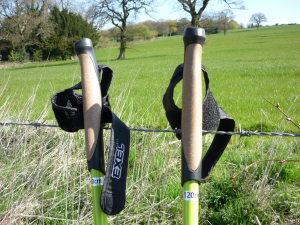 Human-Nature Escapes CIC - Nordic Walking Poles