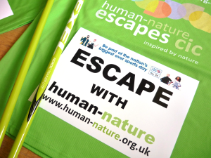 Human-Nature Escapes CIC - I Am Team GB 1