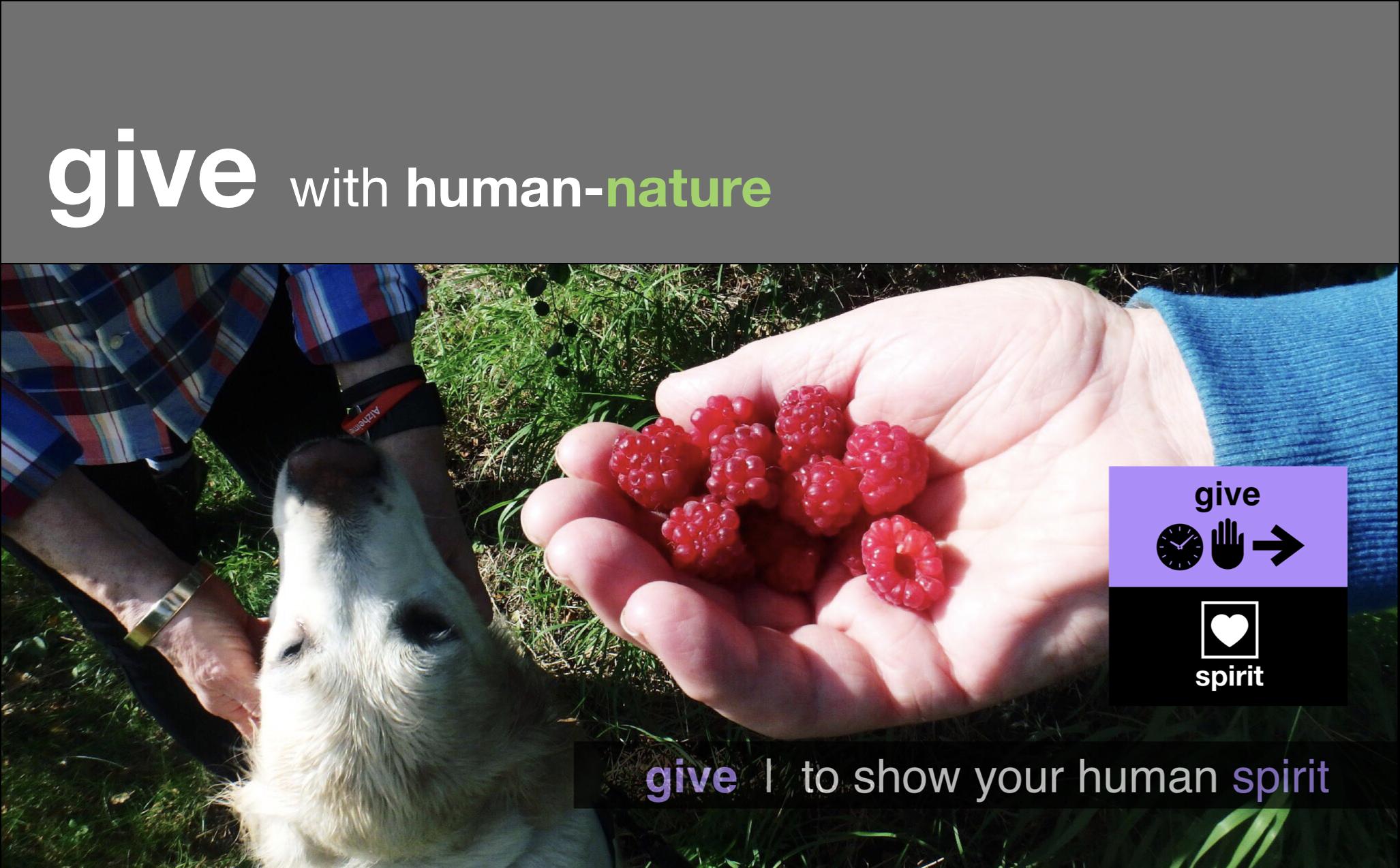 Human-Nature - Give