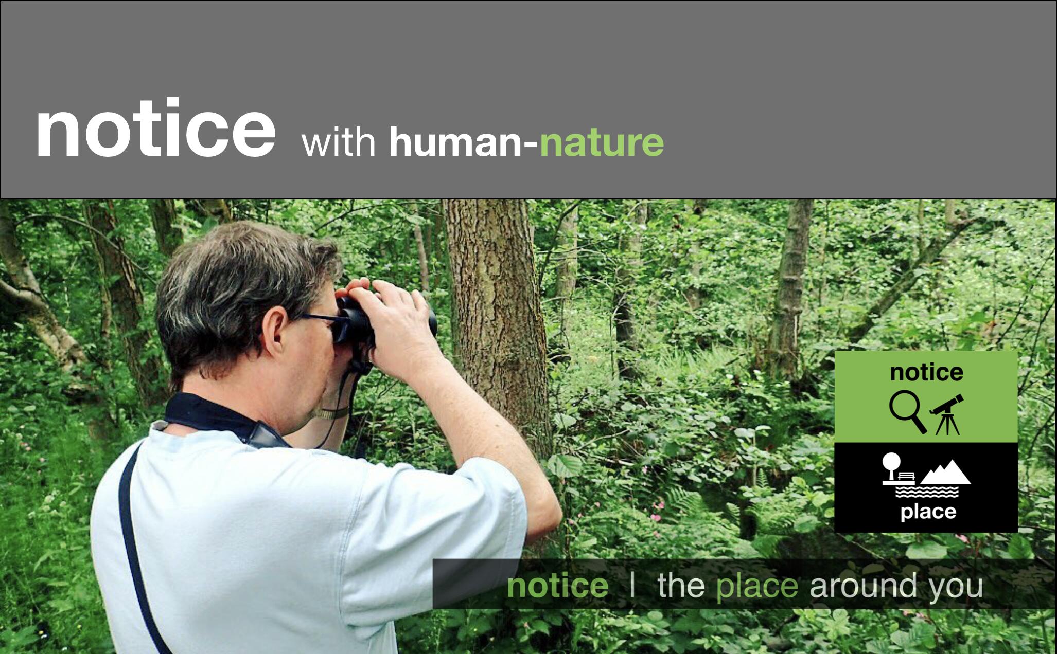 Human-Nature - Notice