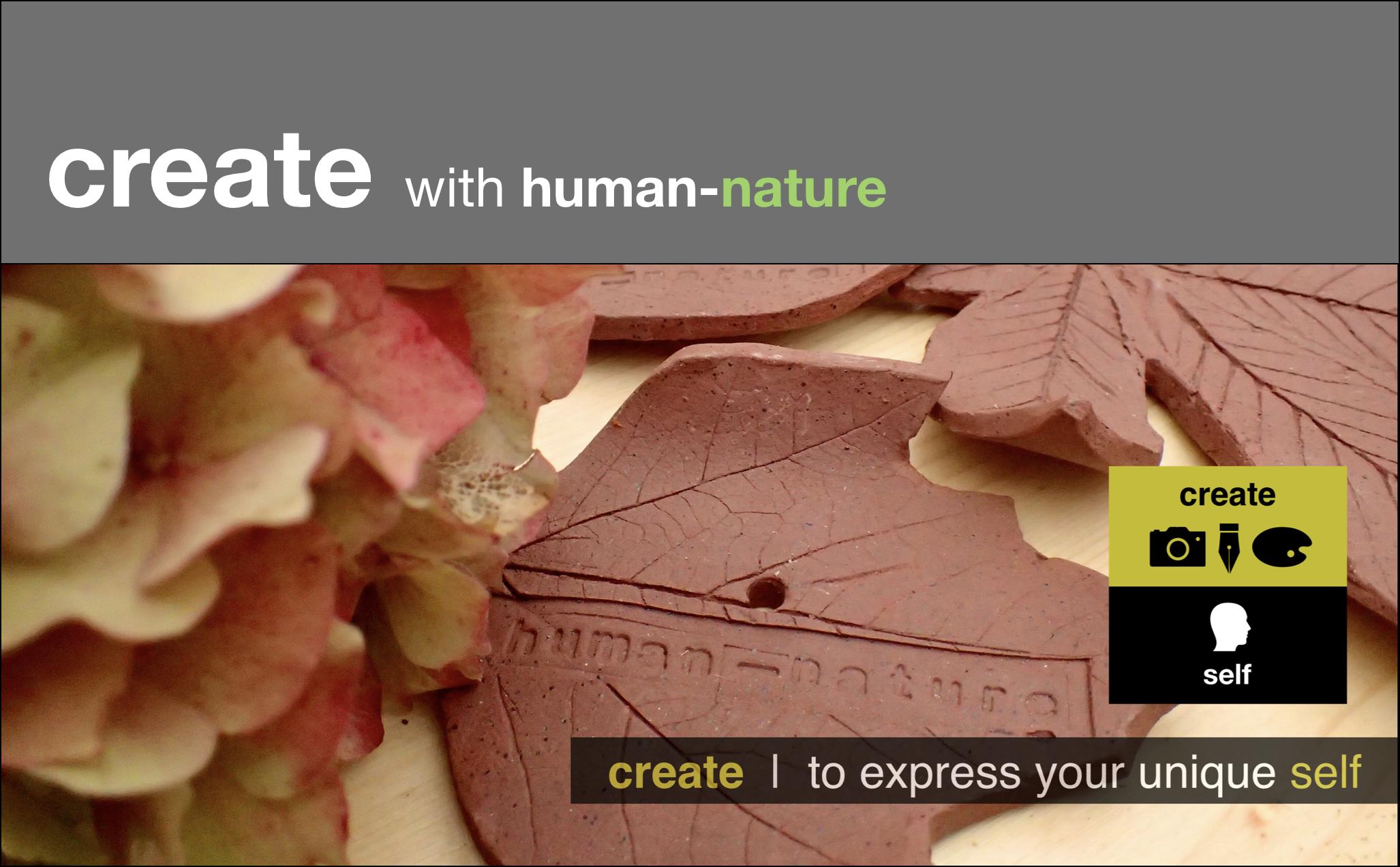 Human-Nature - Create
