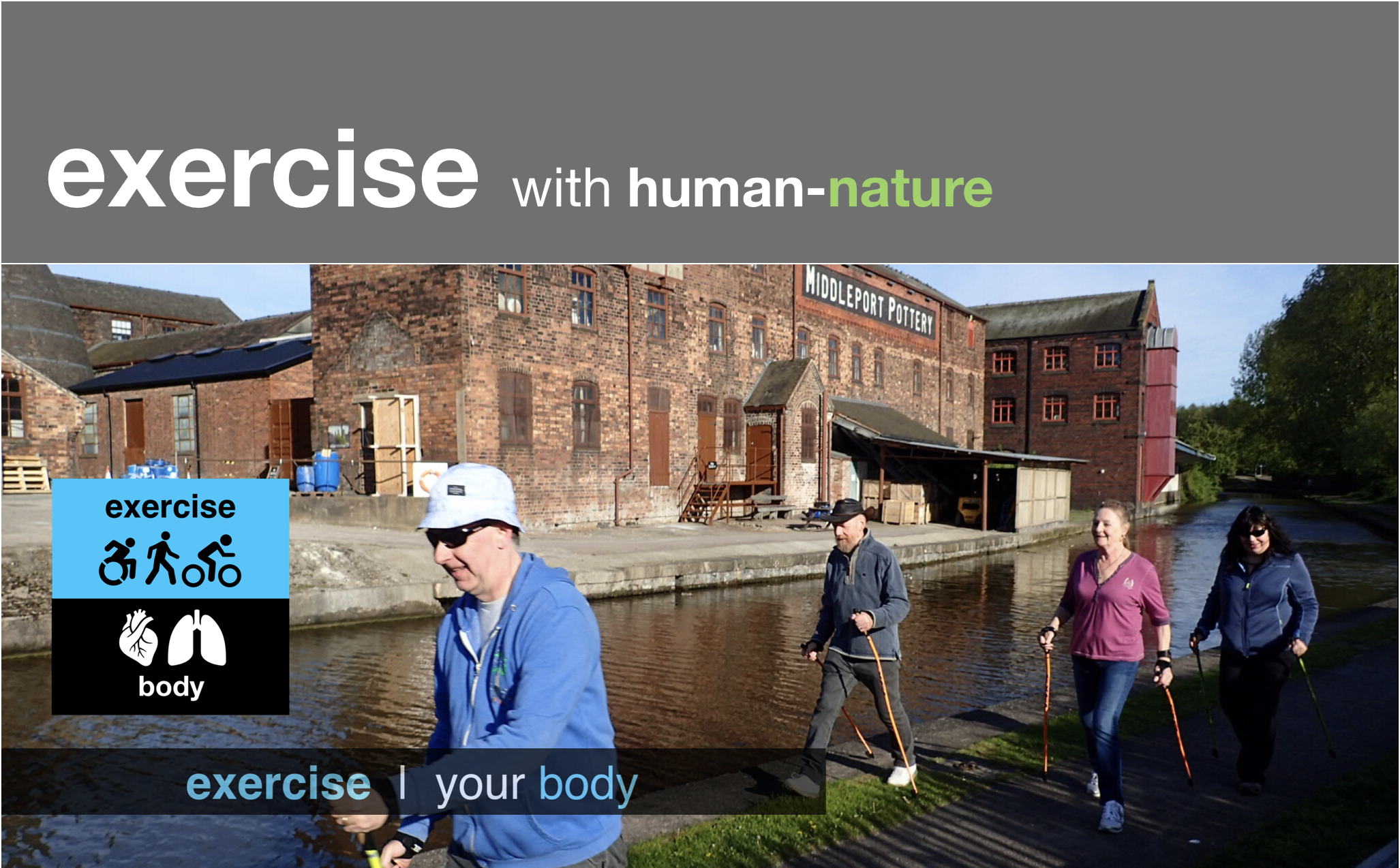 Human-Nature - Exercise